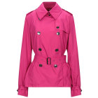 Imperméable, trench BURBERRY fuchsia