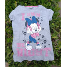 Top, Tee-shirt DISNEY Gris, anthracite