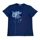 Tee-shirt VALENTINO Bleu, bleu marine, bleu turquoise