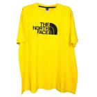 Tee-shirt THE NORTH FACE Jaune