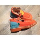 Chaussures à boucle KICKERS Multicouleur