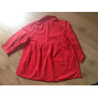 Blouse SERGENT MAJOR Rouge, bordeaux