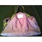 Sac XL en tissu ZADIG & VOLTAIRE Violet, mauve, lavande