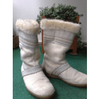 Bottes de neige TECNICA Blanc, blanc cassé, écru
