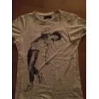 Tee-shirt SIXPACK Blanc, blanc cassé, écru