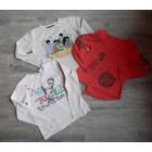 Top, Tee-shirt ANTIK BATIK Multicouleur