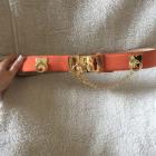 Skinny Belt BCBG MAX AZRIA Orange