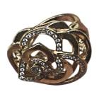 Bague MESSIKA Doré, bronze, cuivre