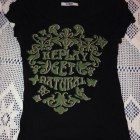 Top, Tee-shirt REPLAY Noir