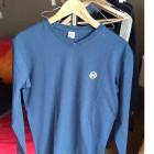 Tee-shirt 64 Bleu, bleu marine, bleu turquoise