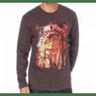 Tee-shirt ATLAS FOR MEN Marron