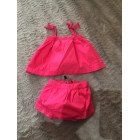 Ensemble & Combinaison short LILI GAUFRETTE Rose, fuschia, vieux rose