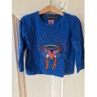 Top, Tee-shirt ANTIK BATIK Bleu, bleu marine, bleu turquoise