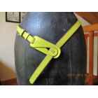 Ceinture fine ONE STEP Jaune