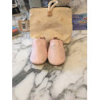Chaussons EASY PEASY Rose, fuschia, vieux rose