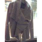 Manteau en fourrure NEW LOOK Blanc, blanc cassé, écru