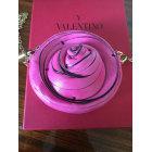 Porte-monnaie VALENTINO Rose, fuschia, vieux rose