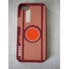 Etui iPhone  FOSSIL Rouge, bordeaux