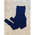 Jumpsuit MICHAEL KORS Blue, navy, turquoise