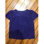 Top, Tee-shirt MARC JACOBS Bleu, bleu marine, bleu turquoise