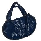 Sac à main en tissu SEQUOIA Bleu, bleu marine, bleu turquoise