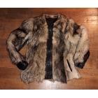Blouson, veste en fourrure ARTISAN FOURREUR Multicouleur