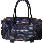 Leather Oversize Bag GIVENCHY Black