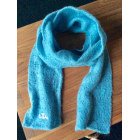 Scarf IKKS Blue, navy, turquoise