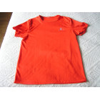 Tee-shirt DOMYOS Rouge, bordeaux