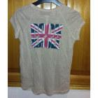 Top, Tee-shirt KARL MARC JOHN Beige, camel