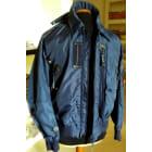 Blouson PARAJUMPERS Bleu, bleu marine, bleu turquoise