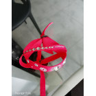 Bracelet LES INTERCHANGEABLES Rouge, bordeaux