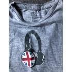 Tee-shirt CFK Gris, anthracite