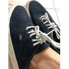 Chaussures à lacets  VANS Bleu, bleu marine, bleu turquoise