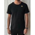 Tee-shirt KAPPA Noir