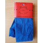 Collant BERTHE AUX GRANDS PIEDS Bleu, bleu marine, bleu turquoise