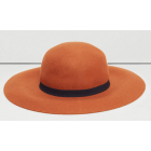 Chapeau MANGO Orange