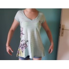 Top, tee-shirt CHRISTIAN AUDIGIER Vert