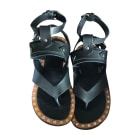 Flat Sandals ISABEL MARANT Black