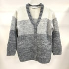 Gilet, cardigan STELLA MCCARTNEY Gris, anthracite