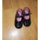 Chaussures à scratch KICKERS Noir