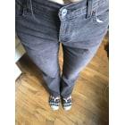 Pantalon évasé LEVI'S Violet, mauve, lavande