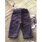 Pantalon CADET ROUSSELLE Gris, anthracite
