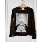 Top, Tee-shirt LITTLE ELEVEN PARIS Noir