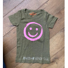 Top, Tee-shirt J CREW Kaki