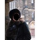 Bonnet YVES SALOMON Noir