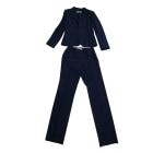 Tailleur pantalon MARELLA Bleu, bleu marine, bleu turquoise