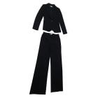 Tailleur pantalon MARELLA Noir