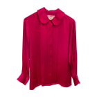 Blouse YVES SAINT LAURENT Pink, fuchsia, light pink