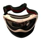 Sonnenbrille GUCCI Weiß, elfenbeinfarben